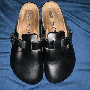 Leather Birkenstock's sandals